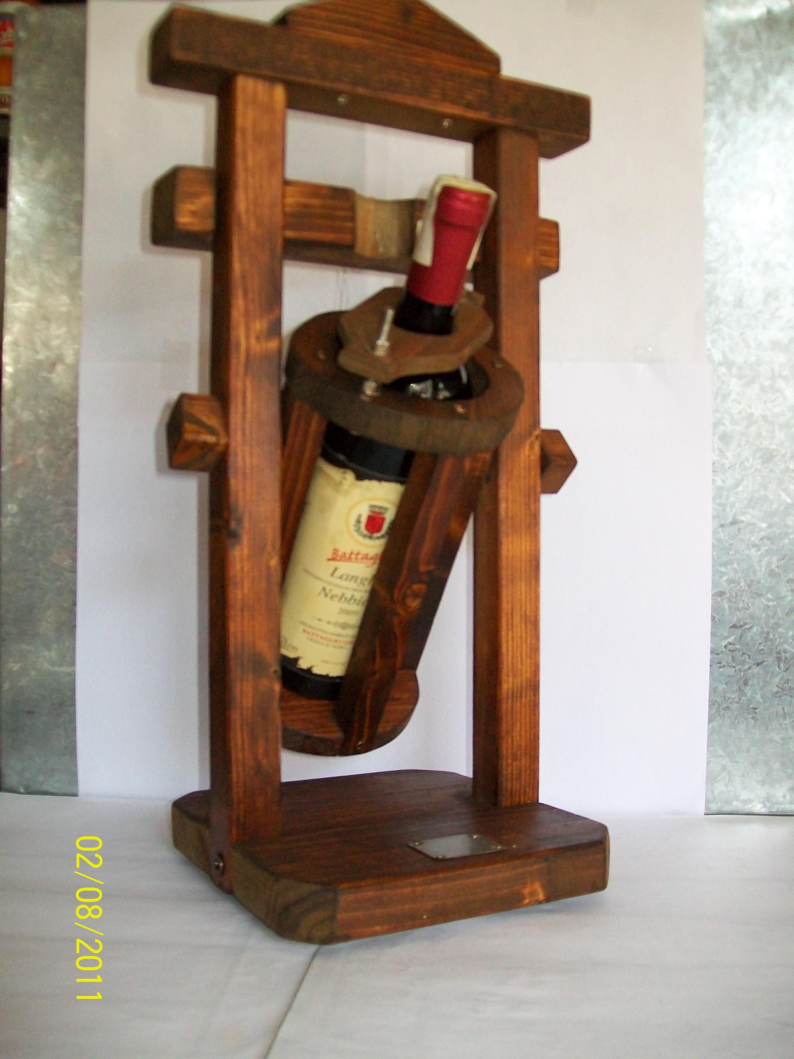 Versatoio per bottiglie