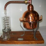 Distillatore.