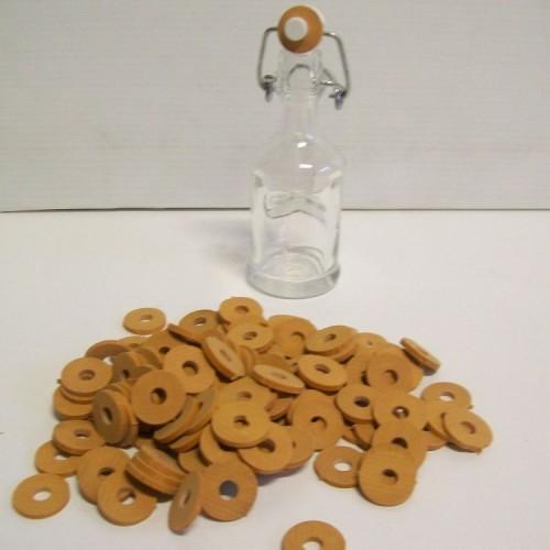 guarnizioni per bottiglie mignon.