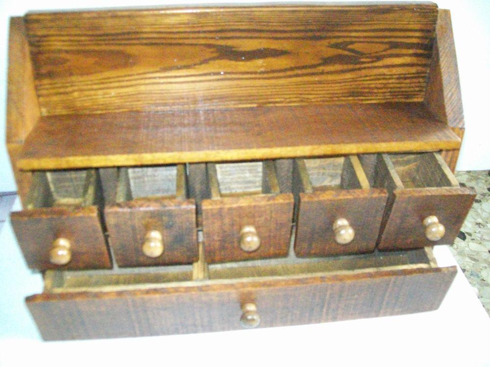 Cassettiera per piccoli oggetti enotecnica albese for Regalo cassettiera