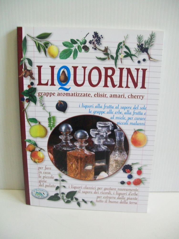 Liquorini. Libro