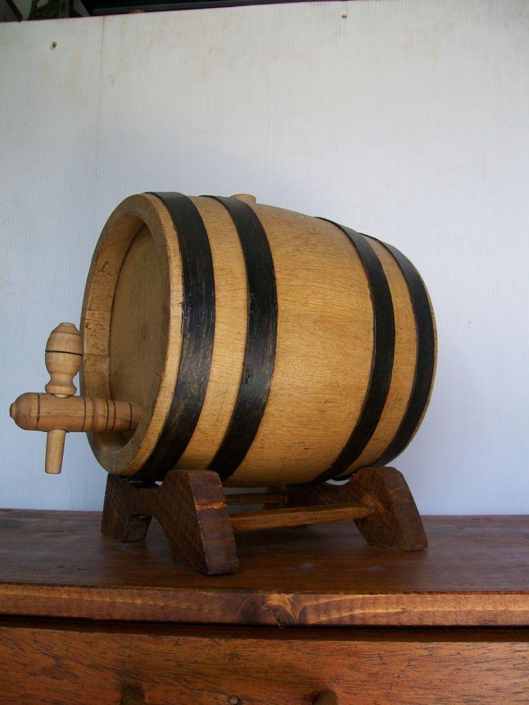 botte legno lt 5