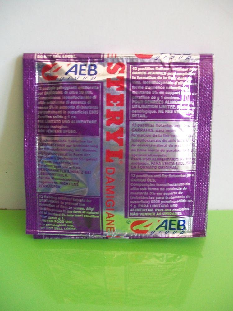 pastiglie antifioretta