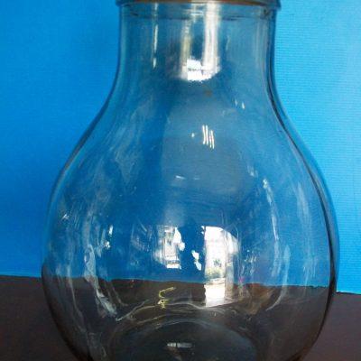 Contenitore litri 10 in vetro