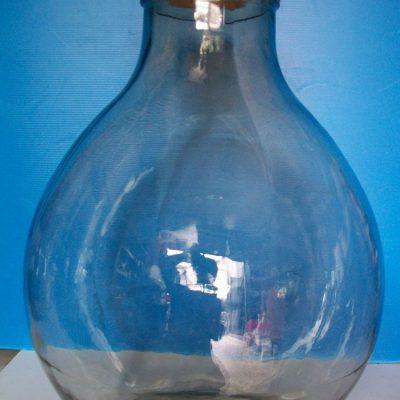 contenitore vetro 25 litri