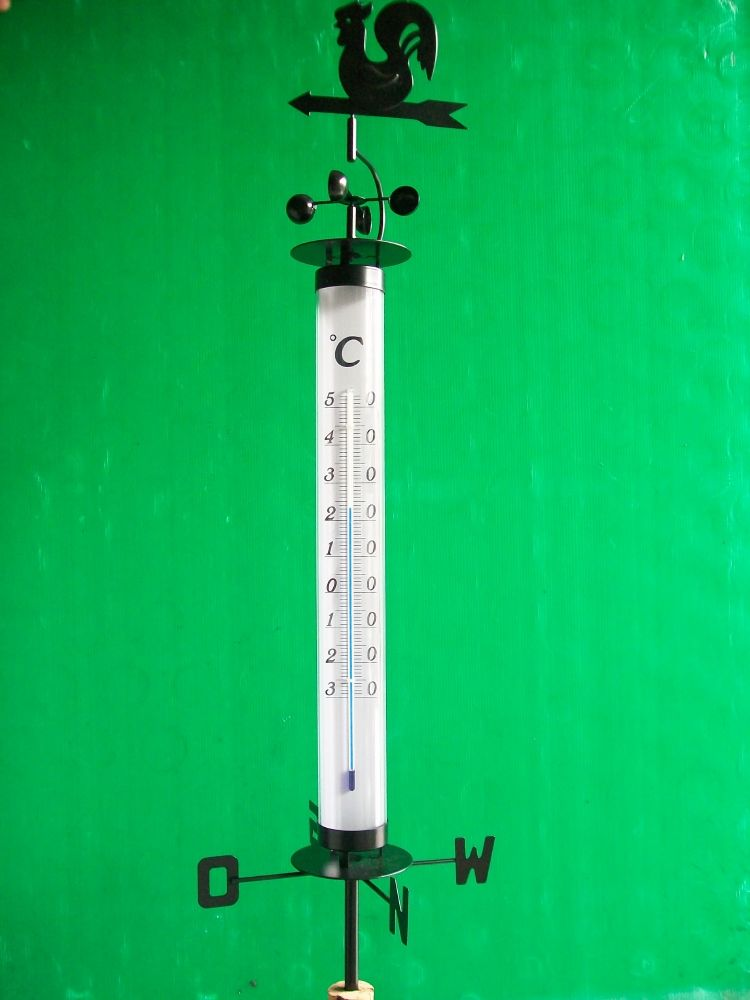 Termometro da giardino