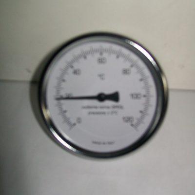termometro per distillazione