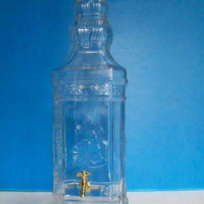 Bottiglie vetro con rubinetto prezzo