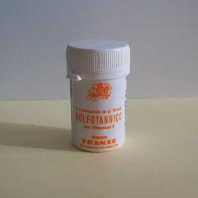 Solfotannico vitamina c