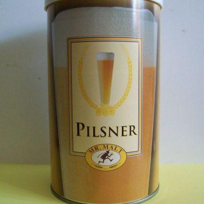 Malto birra Pilsner.