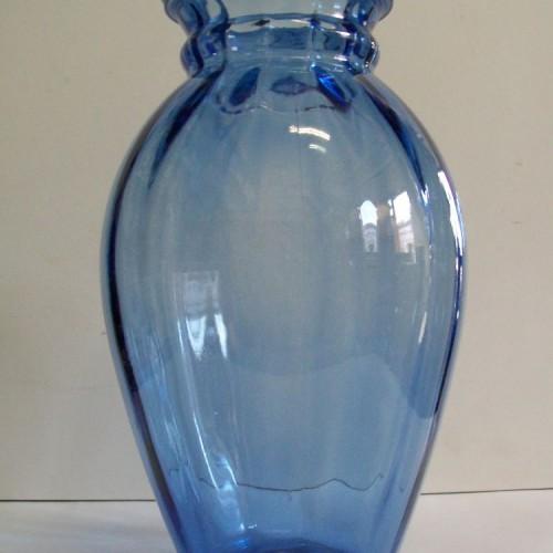 Vaso blu grande enotecnica albese enologia apicoltura for Vaso blu