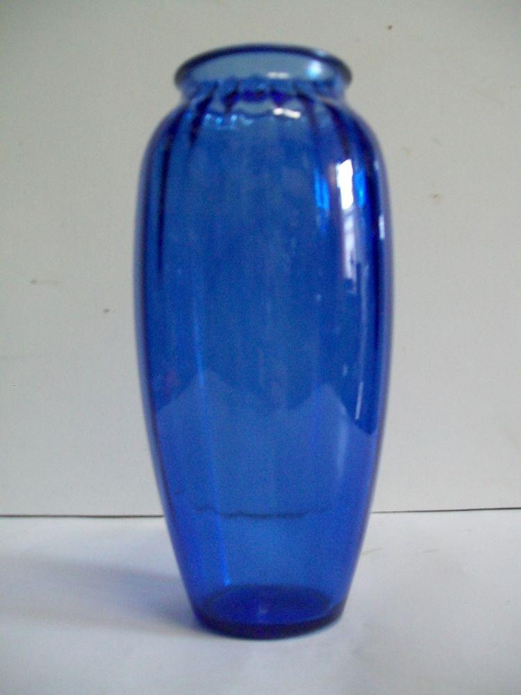 Vaso blu piccolo enotecnica albese enologia for Vaso blu