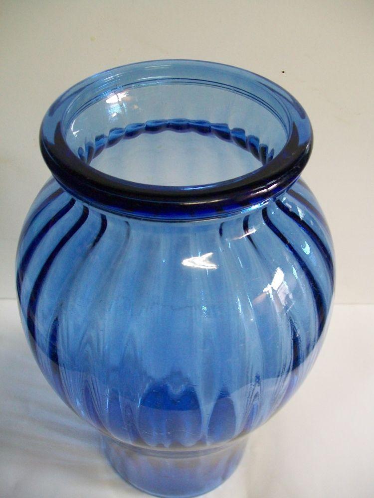 Vaso blu spicchio enotecnica albese enologia for Vaso blu