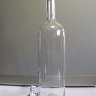 Bottiglie di vetro da 1 5 litri tovaglioli di carta - Bottiglie vetro ikea ...