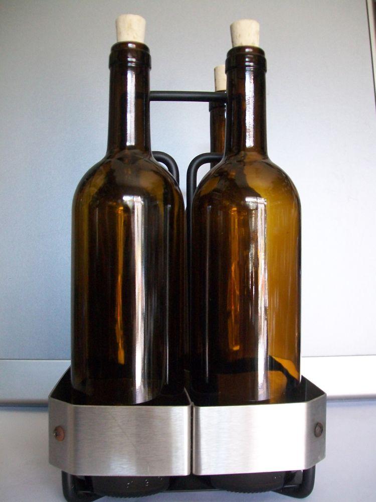 Portabottiglie in acciaio enotecnica albese enologia - Portabottiglie acciaio ...