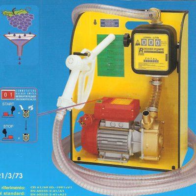Dispenser liquidi contalitri.