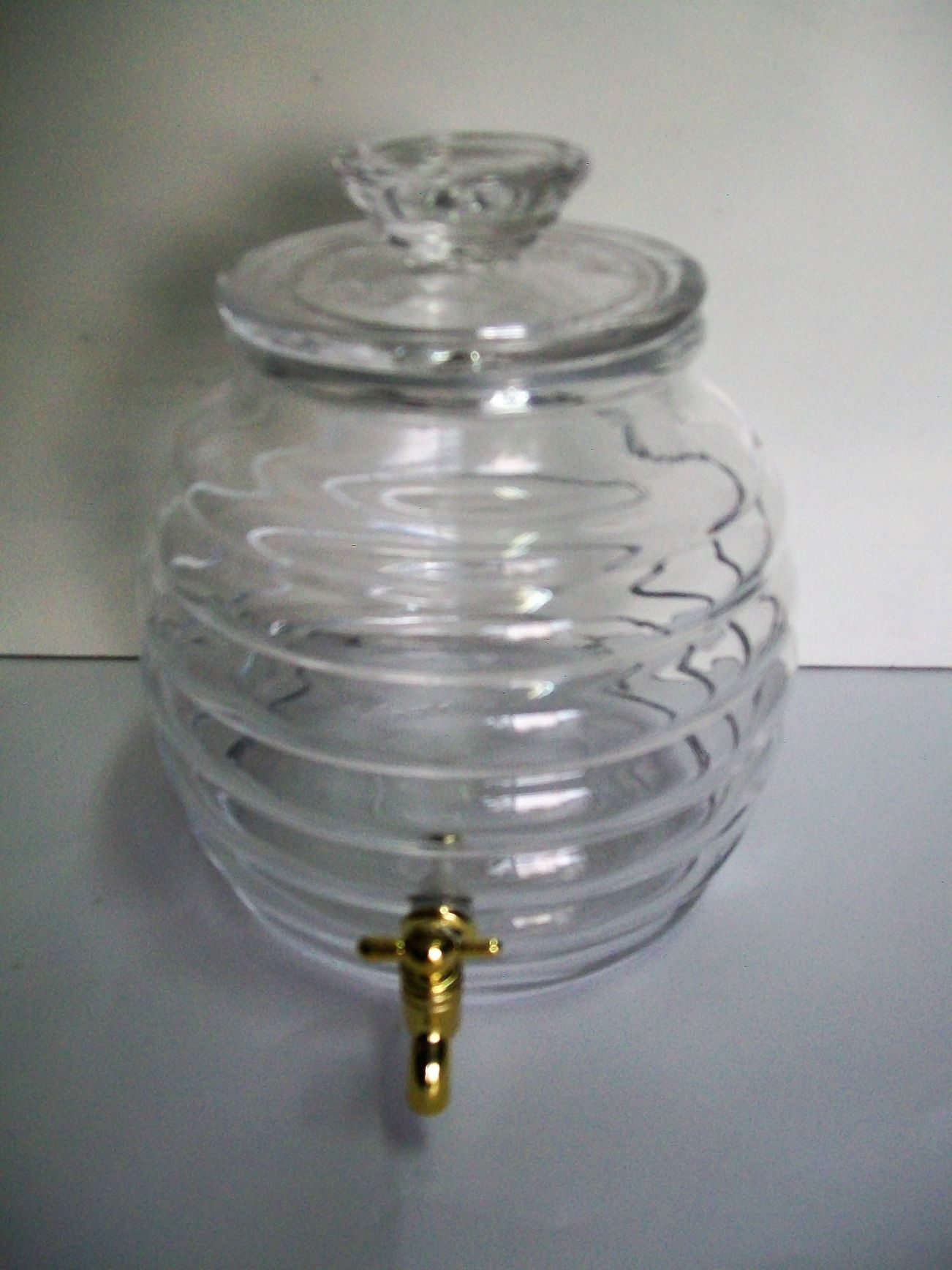 Contenitore vetro 250 cl.