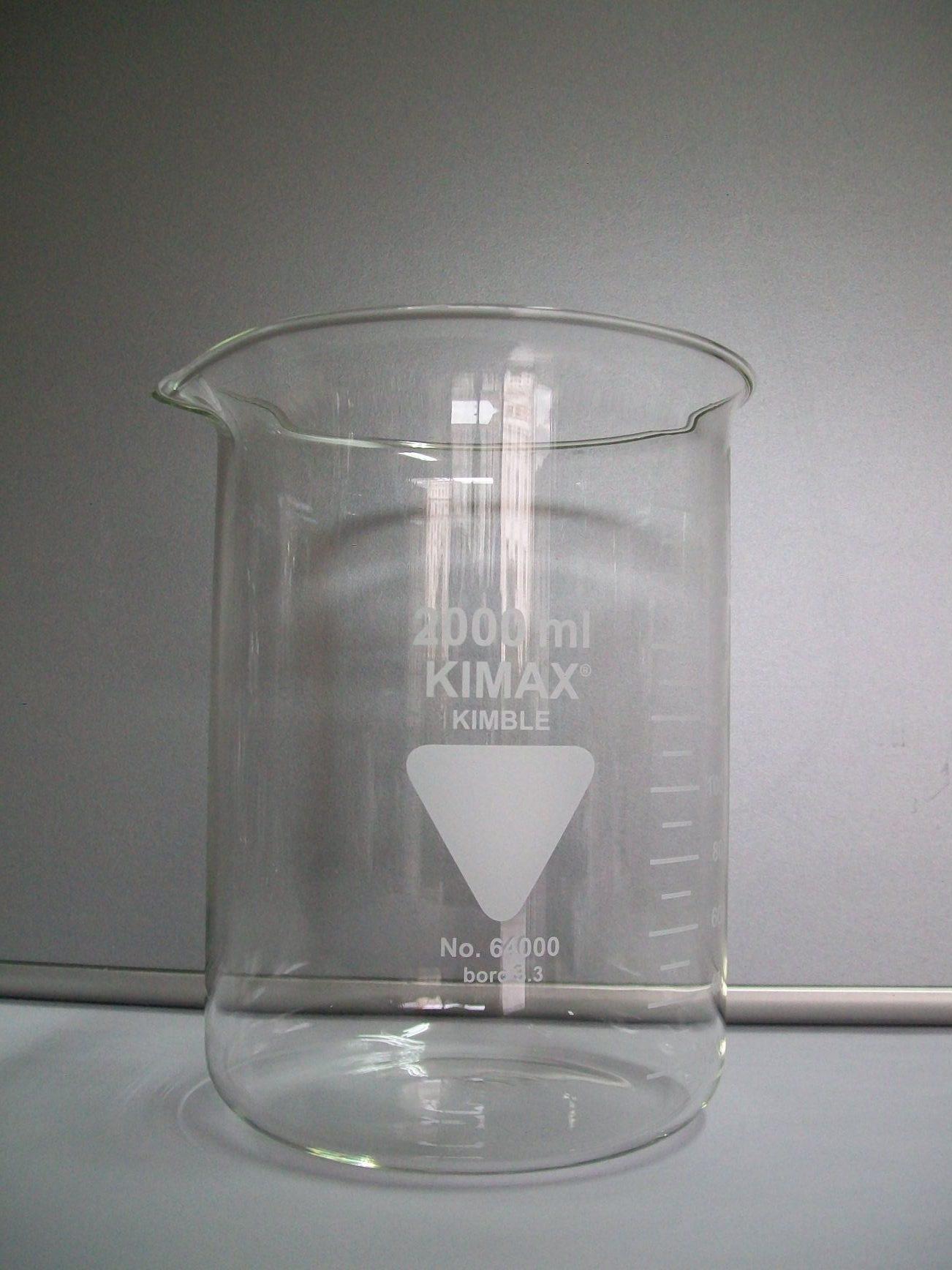 Bicchiere graduato ml 2000