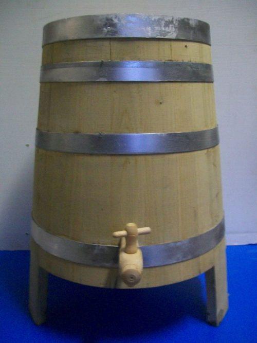 Acetiera legno 30 litri.